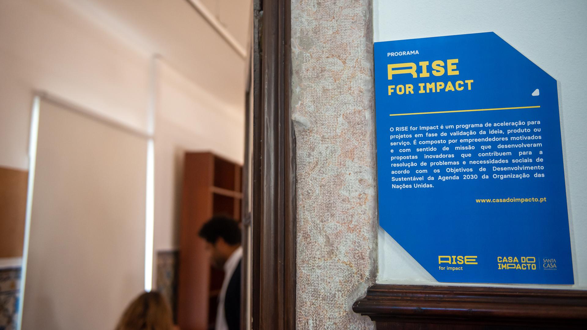 sala do rise for impact