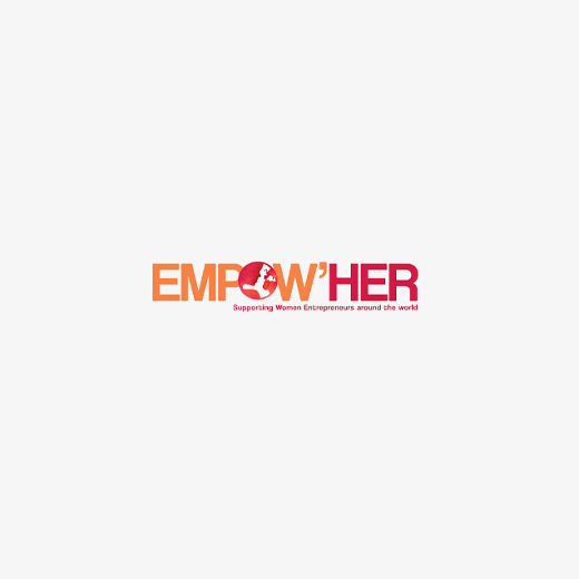 Logotipo Empowe'Her