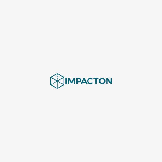 Logotipo Impacton