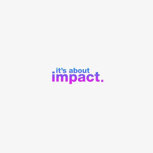 Logotipo It's About Impact