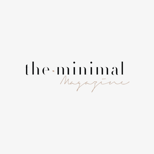 Logotipo The Minimal Magazine