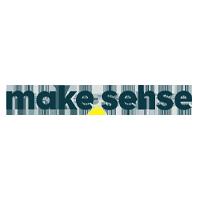 logo make sense